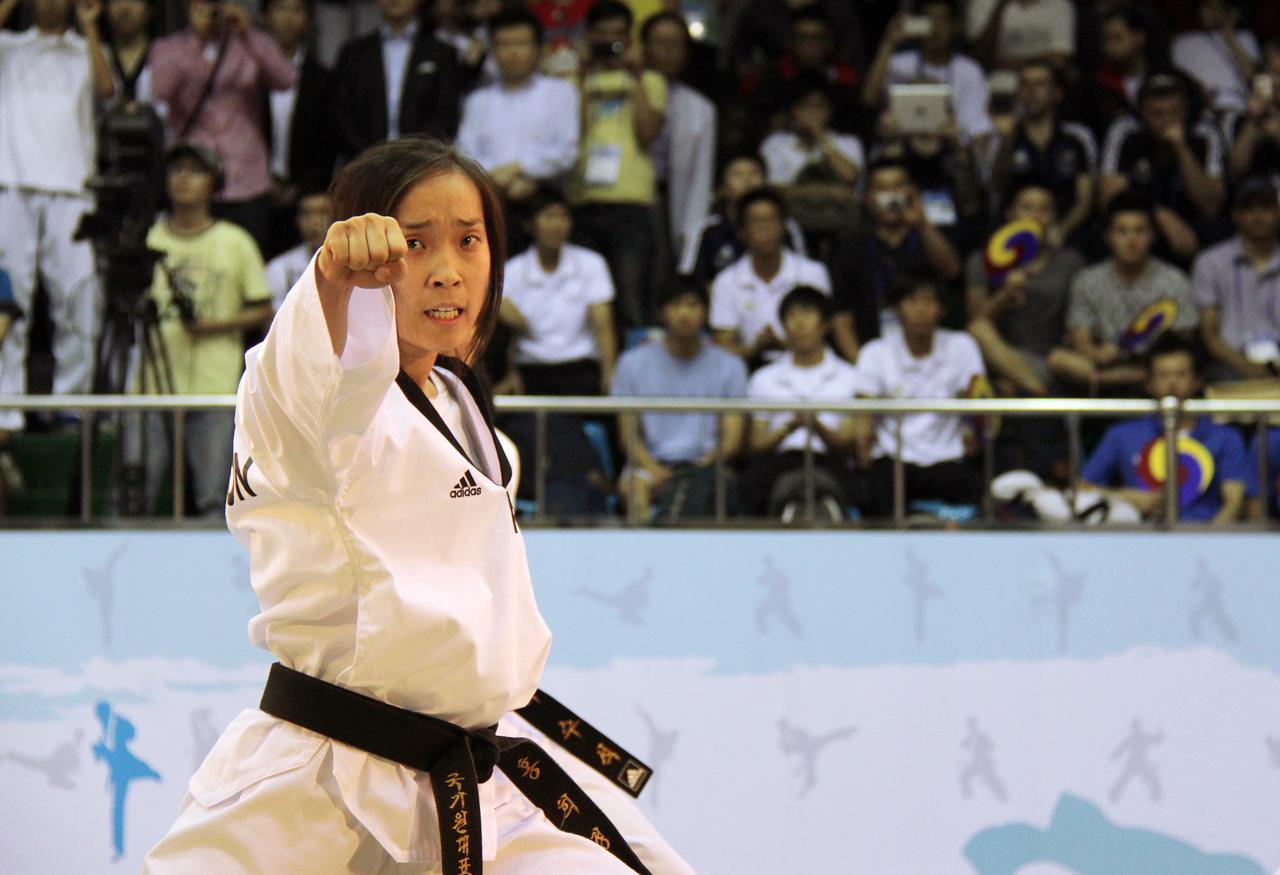 À la découverte du Taekwondo féminin