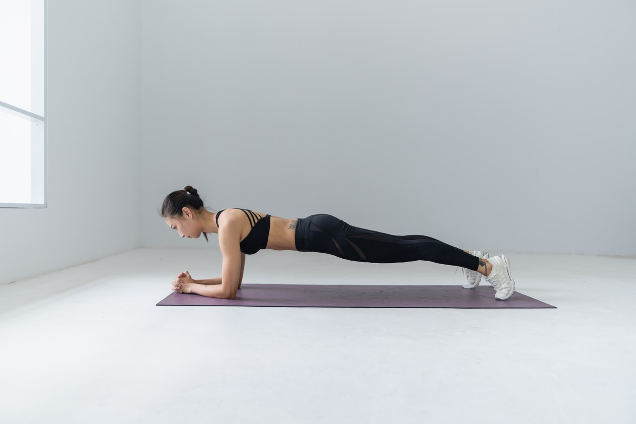 8 exercices d'abdominaux pour les femmes