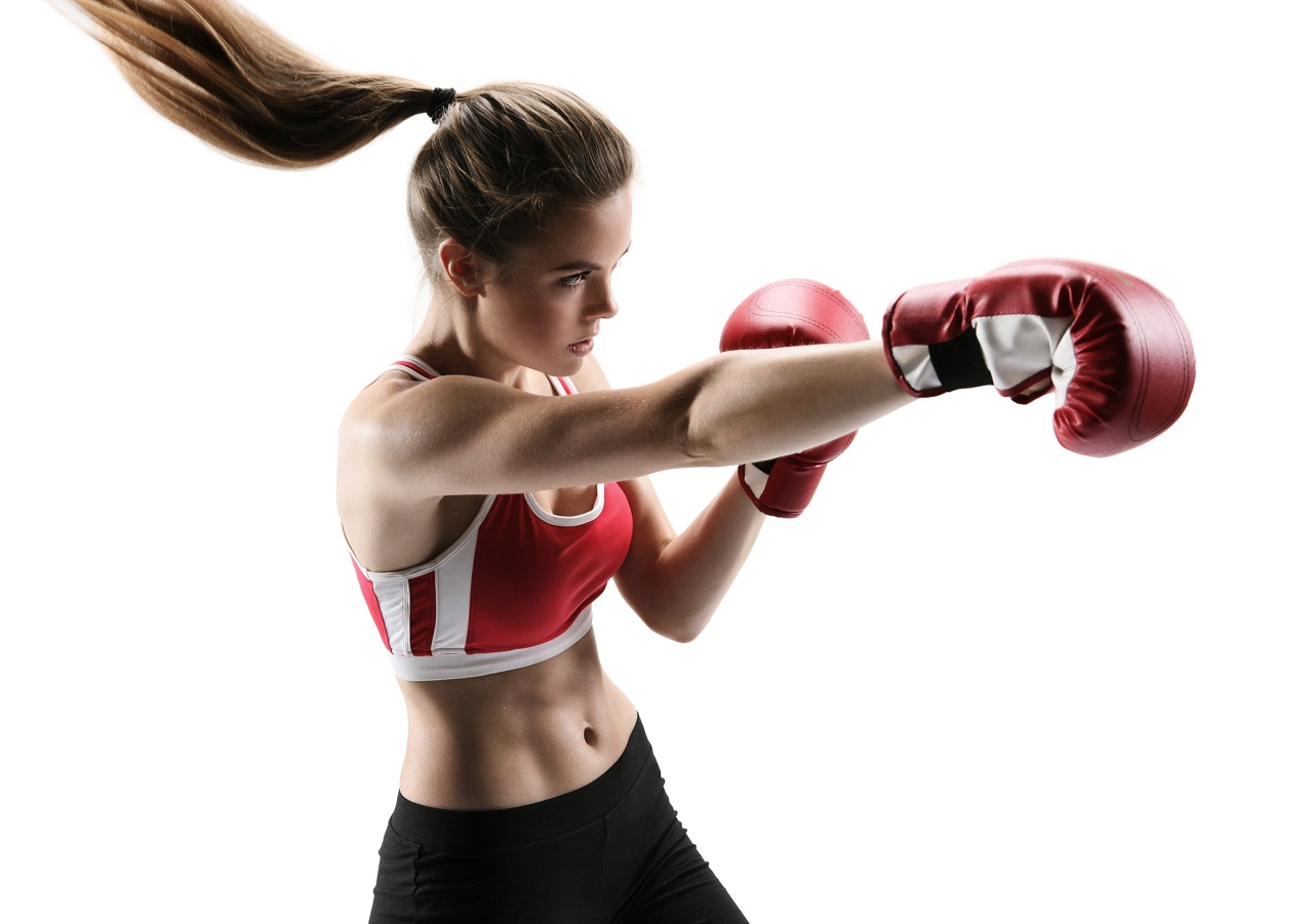 Kickboxing féminin