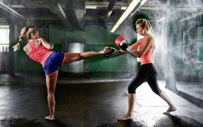 À la découverte du kickboxing féminin