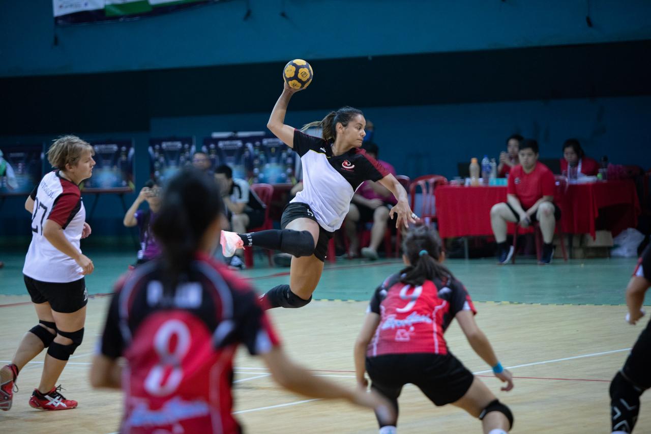 A la découverte du tchoukball féminin